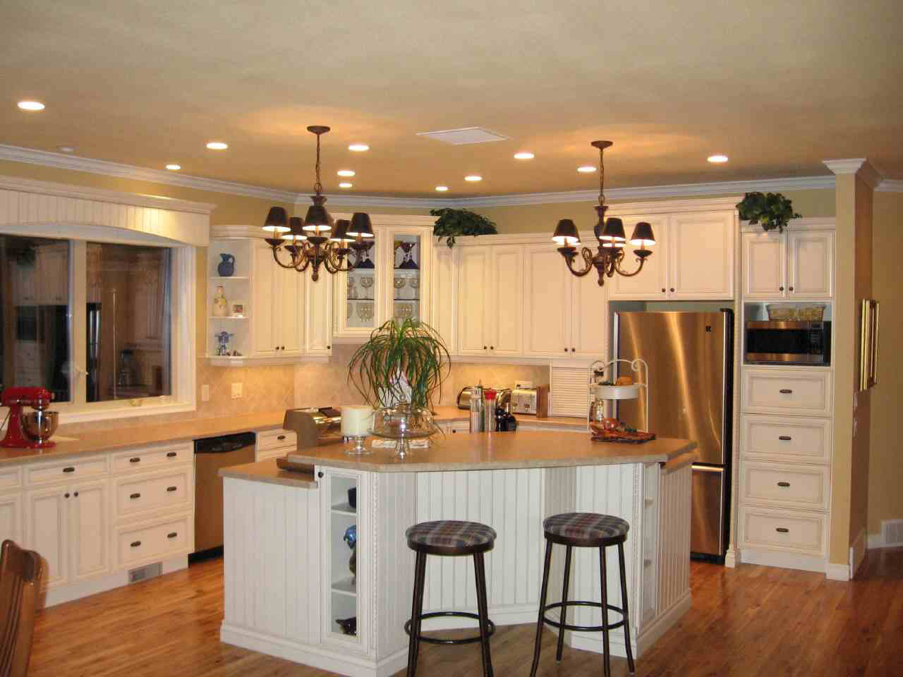 Michigan Kitchen Remodeling, Free Design with 3-D Rendering | Ryan